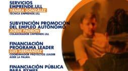 Jornada Informativa para Emprendedores en Los Llanos de Aridane
