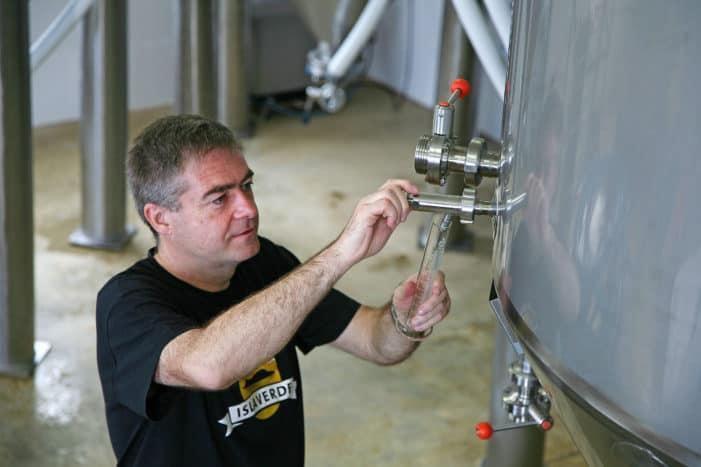 Cervecería Isla Verde, cervezas artesanas hechas en La Palma con energías renovables