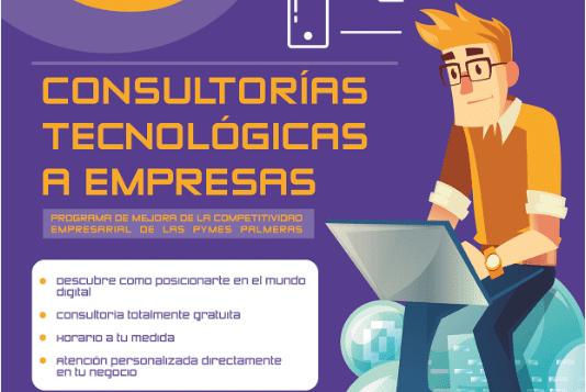 Consultorías Digitales gratuitas a disposición de las empresas locales