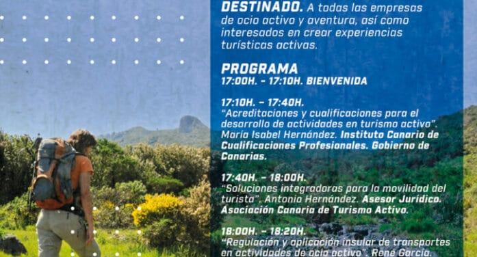La Asociación de Turismo Activo de la Palma organiza una jornada dedicada a la mejora de las competencias profesionales
