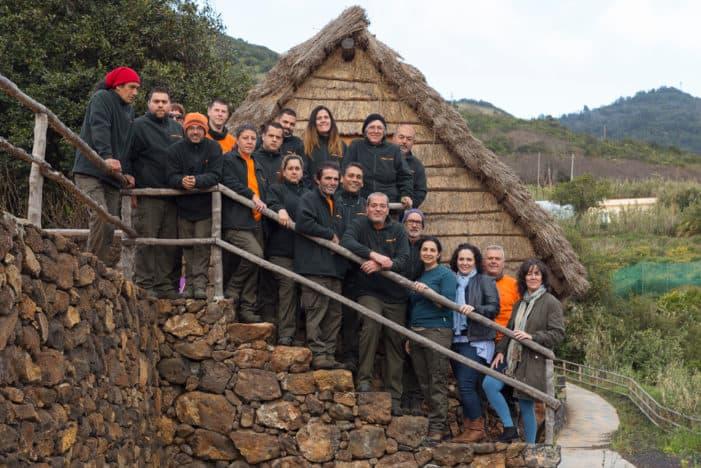 El PFAE Puntallana Verde y Sostenible participa en el Mercadillo Navideño de Puntallana