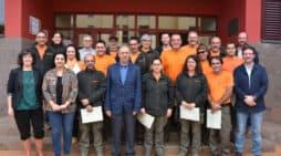 Finalizan los PFAE gestionados por ADER La Palma