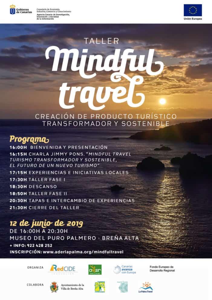 Taller para la creación de producto turístico transformador y sostenible