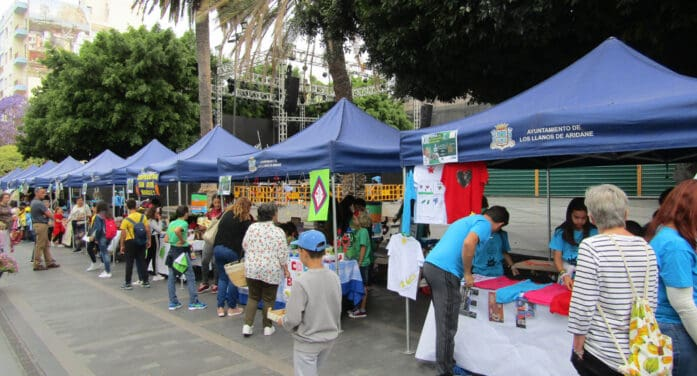 Más de 200 niños y niñas demuestran su talento en la Feria Cooperativas Escolares