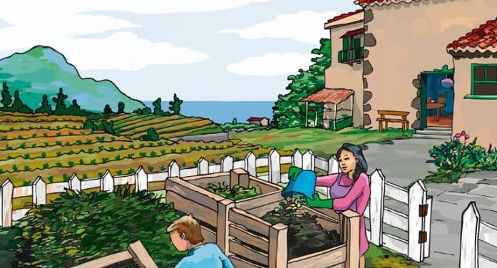 La Palma Orgánica avanza con la puesta en marcha del Punto de compostaje Comunitario de Las Manchas