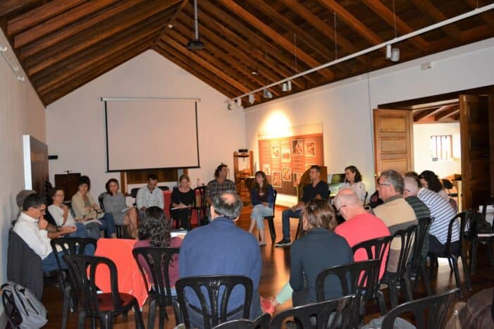 La Palma Renovable avanza en la elaboración de la Agenda de Transición Energética de la Isla